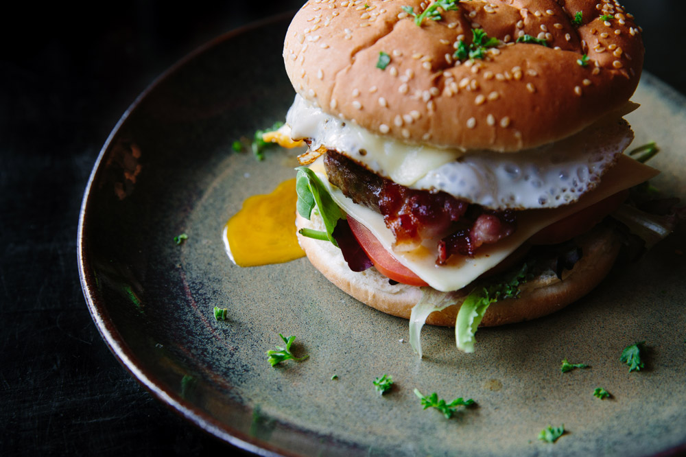 Nachtegalenpark - restaurant - hamburger