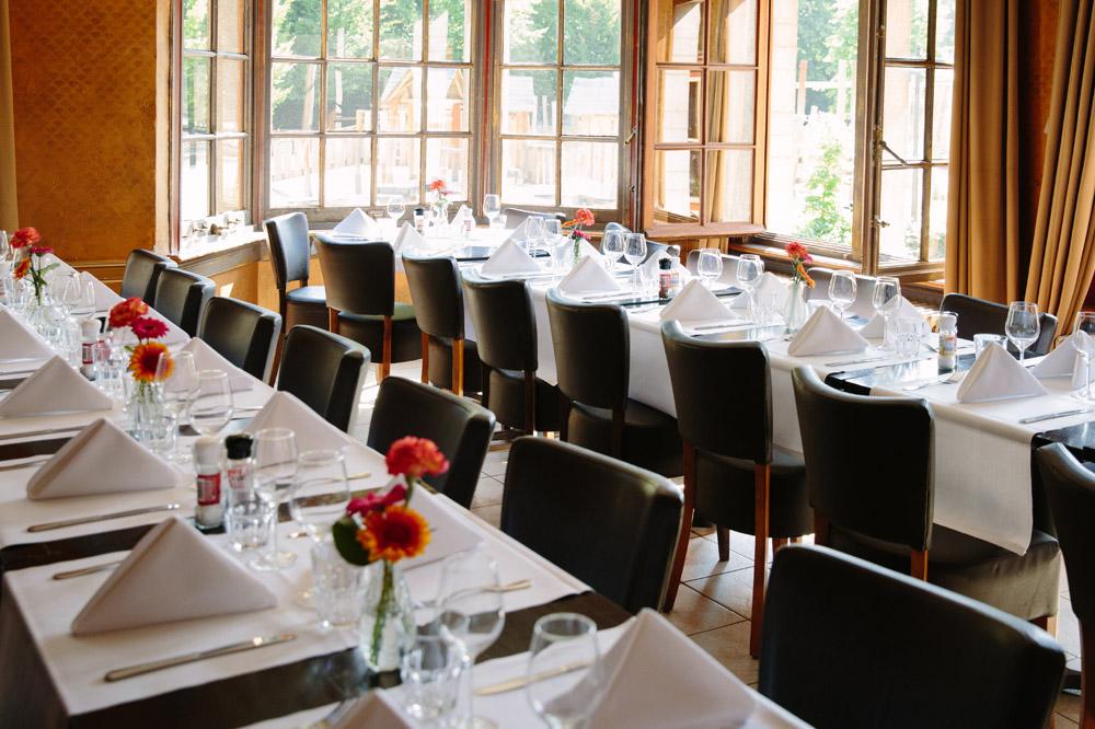 Nachtegalenpark - restaurant - zaal