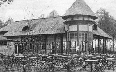 Melkerij-Nachtegalenpark - historie - Terras